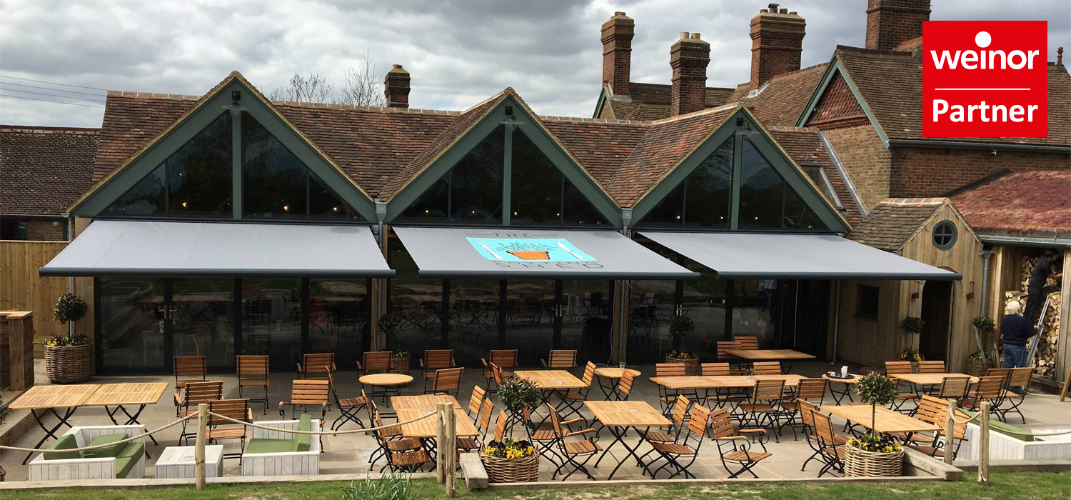 Commercial Awnings Kent